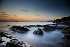 () Tags: longexposure sea cloud sun water sunrise canon coast  coastline     keelung       ef24105mmf4lis 1dx northeastcoastoftaiwan