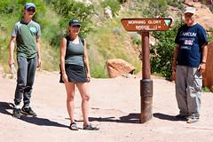 Negro Bill Canyon Hike (BLMUtah) Tags: negro bill canyon utah blm bureau land management outdoors hiking family dog friendly moab