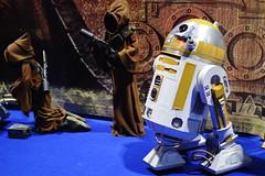 jawas (coffeebucks) Tags: droid droids jawa tatooine starwars starwarscelebration starwarscelebrationeurope swce londonexcel londonexcelcentre starwarscelebration2016 starwars2016