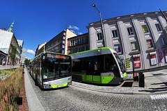 Solaris Tramino S111o #3013 Urbino 12 #A807 MPK Olsztyn (3x105Na) Tags: solaris tramino s111o 3013 urbino12 807 mpkolsztyn olsztyn mpk tramwaj tram strassenbahn polska polen poland bus