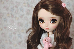Leonie (Mikiyochii) Tags: doll dolls pullip mio face up custom pullips groove