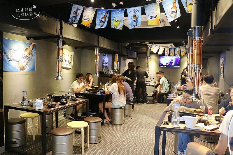 啾哇嘿喲南京復興韓式料理122