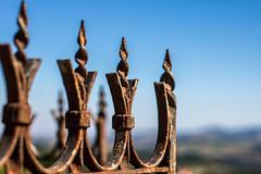 D'un peu plus prs... (S@ndrine Nel) Tags: ferronerie art ferforg fer forge nelsandrine rouille iron craft