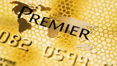 Visa Premier credit card (fcafca) Tags: macro cards sony 11 sp credit di tamron 90mm premier f28 a7 visa macrolens alpha7 portraitlens macromondays rawtherapee laea4