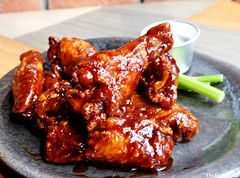Applebees Eastwood 14 Double Crunch Bone-in Wings P395 (The Hungry Kat) Tags: applebees opening eastwoodcity celebrateeverything applebeesph applebeeseastwoodopening