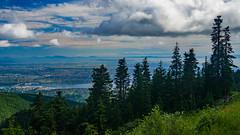 Grouse Mountain View (ken.sparks33) Tags: sea mountain seascape vancouver view north grouse vancouverisland vista straitofgeorgia