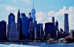 Lower Manhattan, New York (Paul Anthony Moore) Tags: lowermanhattan manhattan newyork freedomtower oneworldtradecenter financialdistrict