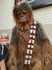 20160717_doe_star-wars-celebration-34 (.d) Tags: starwars lego cosplay chewbacca starwarscelebration2016