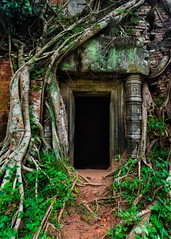 Prasat Pram, Siem Reap, Cambodia - 2015 (Ronald_Nelson_Photography) Tags: temple ancient cambodia khmer unesco siemreap banyantree prasatpram