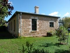 McDonald Residence (1860's) (PhotoChronologyOfSouthAustralia) Tags: 1860 residence hospital mcdonald peake mckay