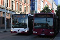 Yourbus 3101/3501 (Ash Hammond) Tags: yourbus mercedesbenzo295 citaro 3101 bd64nbo epsomcoaches metrobus mercedesbenzo530 mcl6 501 3501 bu53aww