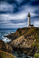 Pigeon Point Lighthouse (Wes Edens) Tags: pigeonpoint lighthouse california westcoast pacific ocean scenic pacificcoasthighway