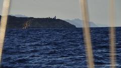 Sardinian GOT Lighthouse (Sailor Alex) Tags: boat sailboat sloop vessel sardinia yachting cruising cruisers yacht sea sailing