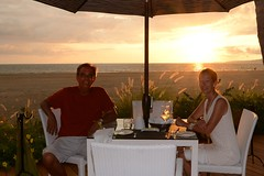 Vidanta's Costa Arena Sunset Dinner (Rex Montalban Photography) Tags: rexmontalbanphotography sunset dinner mexico bythebeach