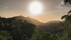 Before the Sunset (Andy Johnson Photos) Tags: sunset grenada caribbean nikkor landscape sky clouds