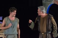 160724_MilesGloriosus_180 (sergio_scarpellini) Tags: milesgloriosus plautusfestival plautus theater teatro sarsina plauto ettorebassi justinemattera corradotedeschi