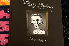 Tuomas Tiainen's book (Poupetta) Tags: book tuomastiainen cartoonist comics helsinki finland