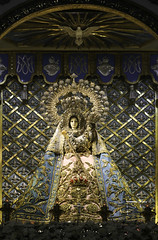 Regina et Domina (Lawrence OP) Tags: queenship blessedvirginmary ourlady queen washingtondc manaoag jesuschrist royal holyspirit dove