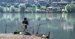 Lago di Endine (coach bobo) Tags: nikonclubit nikond600 nikon24120f4 lago lagodiendine lake
