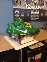 Nike Oregon Trainers these shoes are very rare and not found easily 100% authentic size 11 (thomasfitz014) Tags: oregon 11 trainers nike retro kobe lebron retro1
