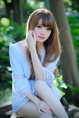 _I1R6250 (mabury696) Tags: portrait cute beautiful asian md model wang lovely  q bi 2470l          asianbeauty   cubie 85l 1dx q 5d2 5dmk2