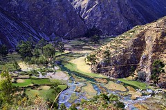 Rio Cañete en Huancaya - 8236 (Marcos GP) Tags: naturaleza peru rio lima valle turismo huancaya marcosgp