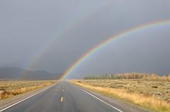 Rainbow Along The Gros Ventre Road (rwleslie58) Tags: rainbow wyoming grandtetonnationalpark 30949 grosventreroad