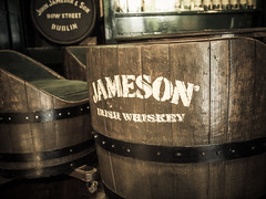 P5082170 (zullo_stefano) Tags: travel ireland nature holidays barrel whiskey olympus emotions zuiko e5 irishpeople jamesonwhiskey