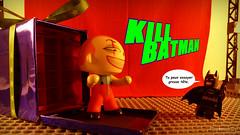 LEGO AVENTURE : BATMAN vs RICTUS (5/18) (COLLECTOR FIGURES) Tags: toys comic arty lego action super batman joker heroes vs figurine bd jouet aventure rictus minifigures