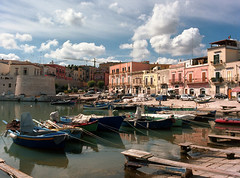 Puglia 2014 - Bisceglie (Livio De Mia) Tags: camera film analog mare fuji bat porto bronica fujifilm medium format expired puglia medio formato 2014 bisceglie nps160 etrsi zenza