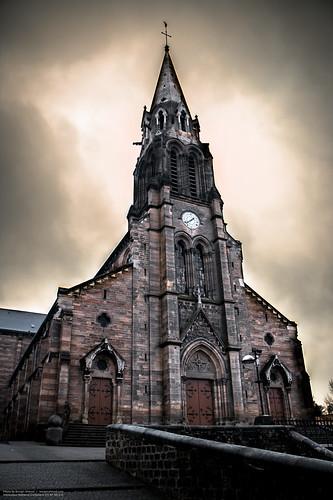 Saint Remi Church - Église Saint Remi