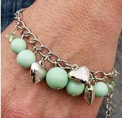 Glimpse of Malibu Green Bracelet K2 P9431-4