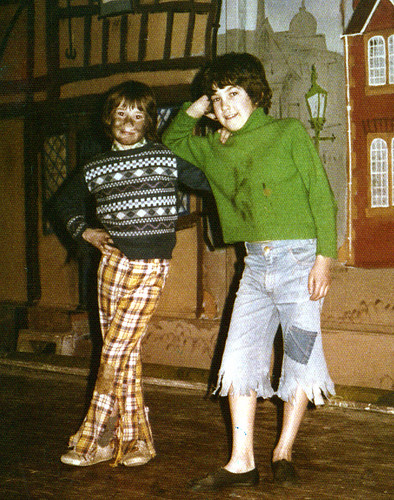 1978 Dick Whittington 05.jpg (Mark Hampton, Chris Jackson)