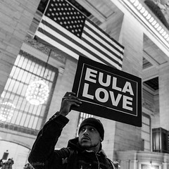 Black Lives Matter (threecee) Tags: newyorkcity people newyork unitedstates manhattan protest places neighborhood midtown northamerica newyorkstate activities grandcentralterminal tracycollinsphotography eulalove blacklivesmatter carrythenames
