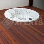 Deck Hidromassagem Redonda - 008