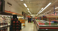 The back wall (Nicholas Eckhart) Tags: ohio food usa america us oh former shoppingcenter grocery tops reuse lorain 2015 finast friendlymarket thecentreofsheffield