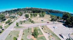 San Pedro de la Paz Parque Laguna Grande (Francisco Gutierrez Zuiga) Tags: chile de la grande video san go paz pedro skatepark pro laguna phantom aereo drone dron dji gopro lagunagrande hero3 andalue