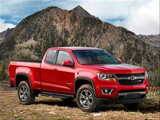pickup p5 chevroletcolorado midsizepickuptruck 2015chevroletcolorado