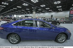 2014-12-30 0783 Indy Auto Show 2015 TOYOTA group