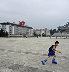Pyongyang (EleanorGiul ~ http://thevelvetrocket.com/) Tags: asia northkorea pyongyang dprk coreadelnorte nordkorea 北朝鲜 북한 北朝鮮 coréedunord coreadelnord justinames севернаякорея coréiadonorte visitnorthkorea httpthevelvetrocketcom eleonoragiuliani eleonoraames childrenofnorthkorea dailylifeinnorthkorea
