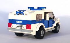 05 (MacSergey) Tags: auto dog car nissan lego police suv    navara   6wide
