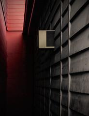 tight spot (dotintime) Tags: light shadow close airconditioner tight narrow meganlane dotintime