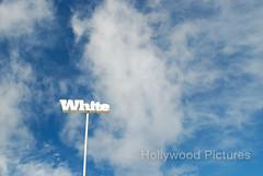DSC_0185 (Fran Hollywood Autosportpics.com) Tags: ireland sky blackandwhite bw white word words 3d text saying phrase catchphrase wordplay idiom