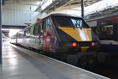 East Coast 91111 For the Fallen (Will Swain) Tags: uk england train for coast britain main north leeds january rail railway trains class line east fallen 10th railways 91 2015 91111