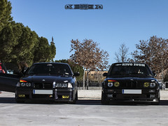 BMW 3-series E30 Coupe series 2 (E30-88) '87 & BMW 3-series Coupe (E36-2) '01 (GonzaloFG) Tags: detail slr ford chevrolet car sport skyline honda spain italia nissan alpina ferrari camaro mclaren enzo bmw gto jaguar mustang m3 ducati audi lamborghini rs m6 m5 challenge avant v8 rs2 spotting s2000 e30 nsx gallardo amg drifting rs4 typer gtr trackday murcielago etype quattro gt40 f40 r8 f12 rs6 v12 f50 cosworth nismo e46 r34 e36 berlinetta superleggera 458 899 m3csl desmosedici panigale ftype 275gtb rs3 e92 worldcars circuitodeljarama stralade m235i
