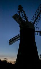 Holgate Windmill at sunset (7)