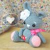 Flora (amigurumi) (Maria Martinez Dukan) Tags: crafts crochet amigurumi muñecosdecrochet mariamartinezamigurumi