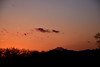 20150210_000_2 (まさちゃん) Tags: 雲 空 富士山 夕焼け 飛行機雲 ひこうき雲 茜色 夕焼け空