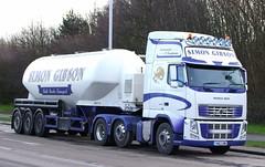 Simon Gibson (YN63OWK) (KS Transport Photography.) Tags: road volvo hull garrison a63 simongibson yn63owk