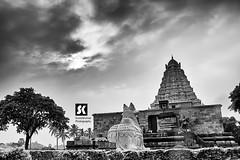 "Gangaikonda Cholapuram - BW • <a style=""font-size:0.8em;"" href=""http://www.flickr.com/photos/86056586@N00/16513608850/"" target=""_blank"">View on Flickr</a>"